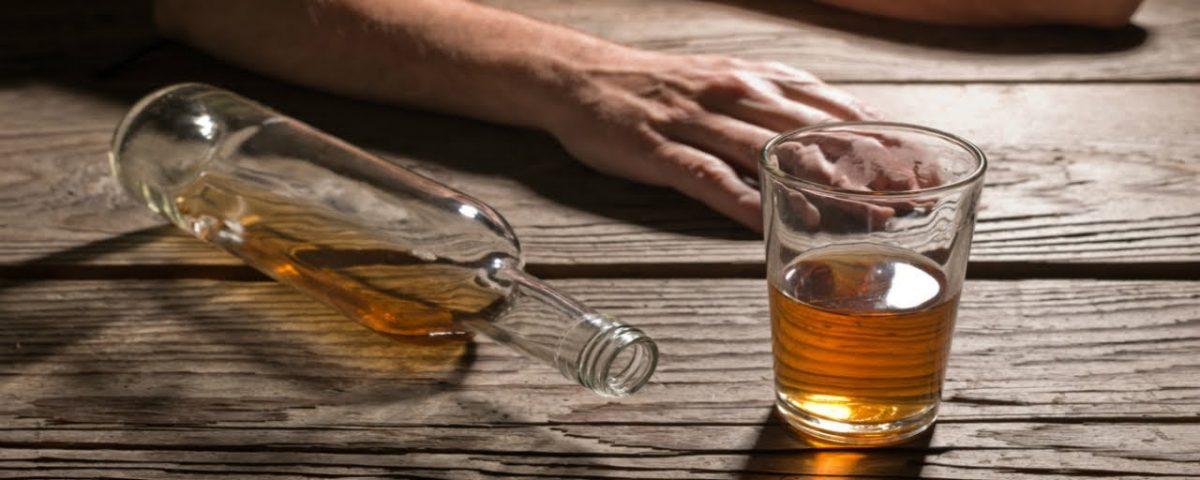 Il marito gurchenko bevande - Eliminazione dalla contabilità di dispensario di alcolismo